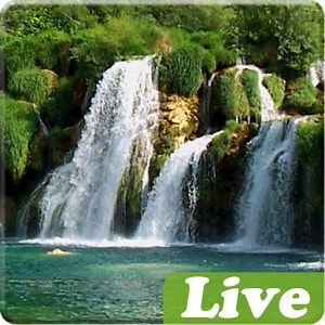 Waterfall Sound Live Wallpaper | FREE Android app market