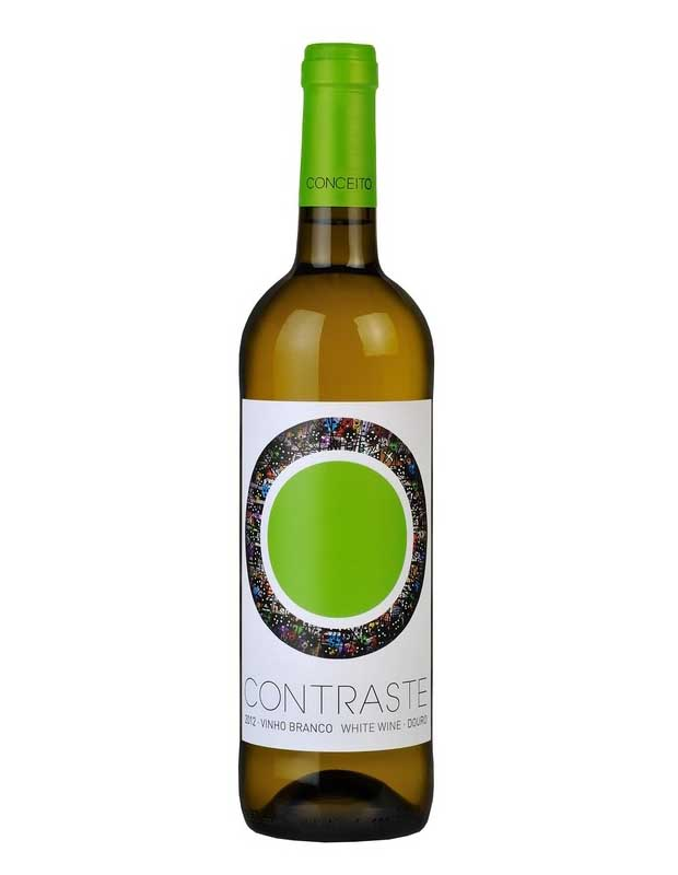 conceito-contraste-white-bottle