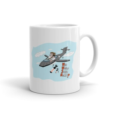WWJB – Who Would Jesus Bomb? Mug