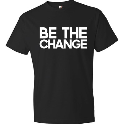 Be the Change – Short sleeve t-shirt