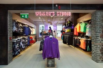 Sports - Store Design
