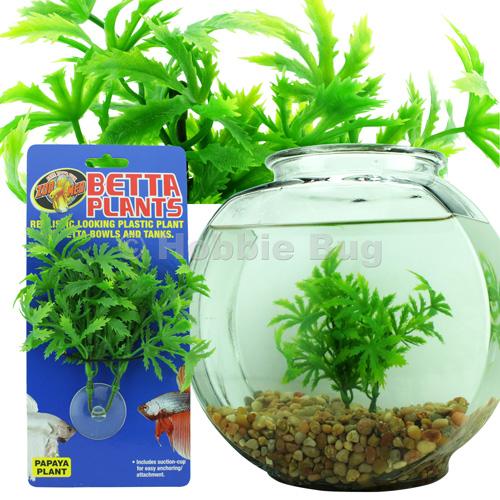 Details about Zoo Med Betta Plants Aquarium Fish Tank Bowl Decoration