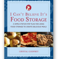 A simple step-by-step plan for cooking with your food storage.