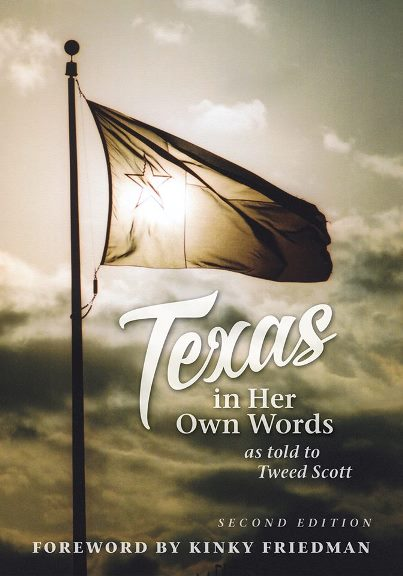 Tx in her own words cover