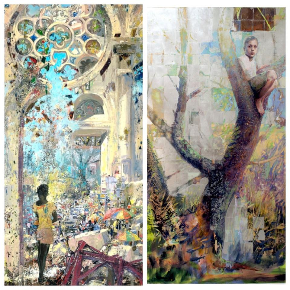 bruce and bryn art