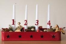 Advent Candles - Story Snug