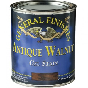 General Finishes Gel Stain in Antique Walnut
