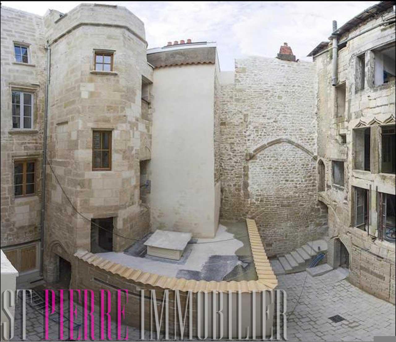 Tr s bel appartement de standing en hyper centre de niort for Vente maison ou appartement