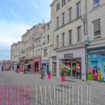 emplacement numero 1 vente murs commerciaux niort local commercial investissement centre-ville