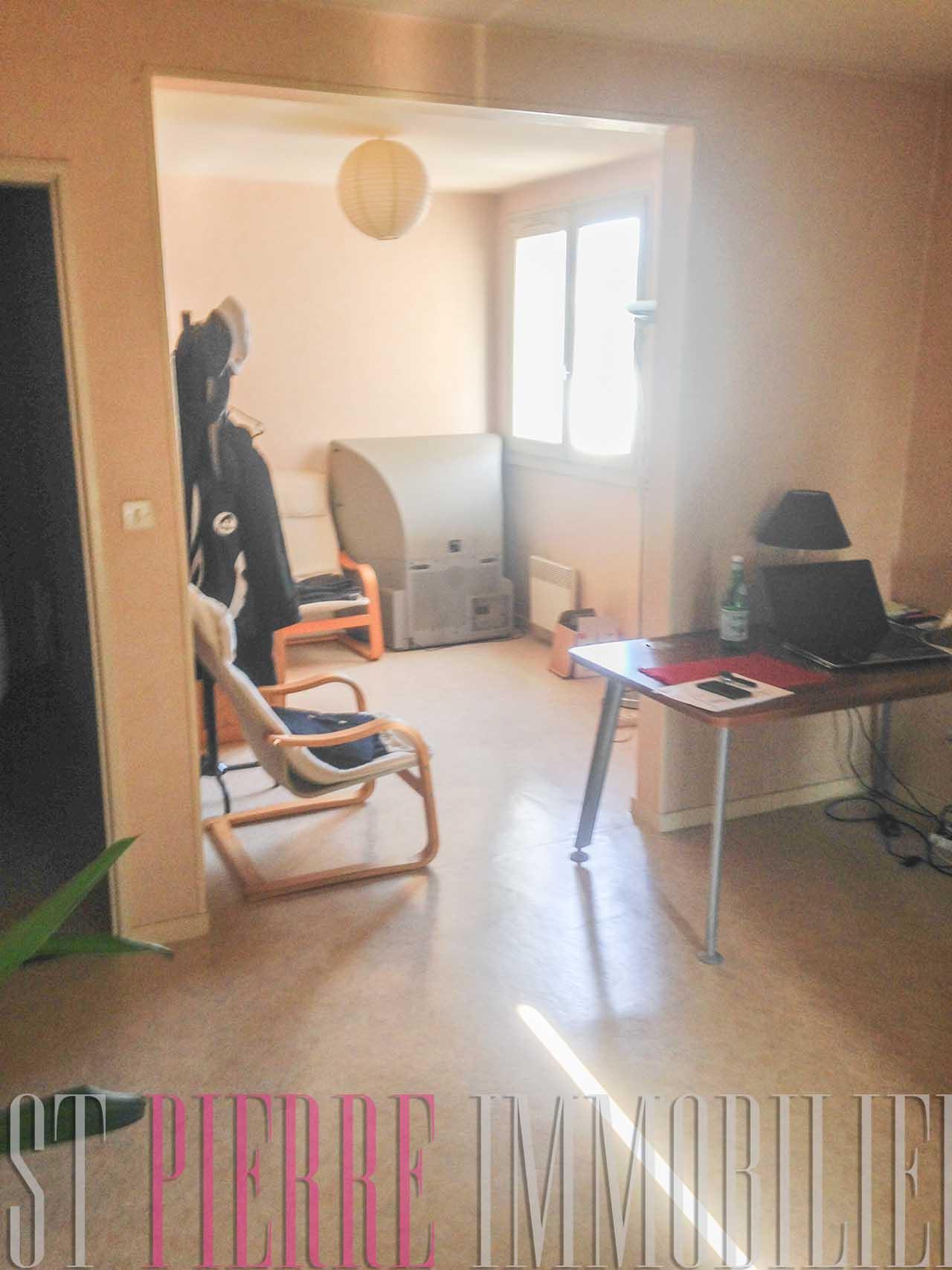 Vendre appartement t2 deux pas du petit leclerc for E leclerc niort centre niort
