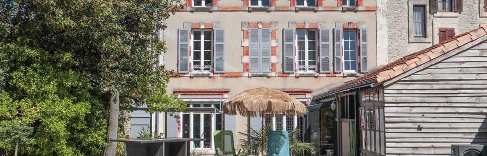 Belle Maison bourgeoise à Niort