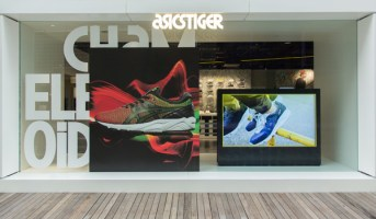 ASICS Tiger Opens First Store in Osaka, Japan