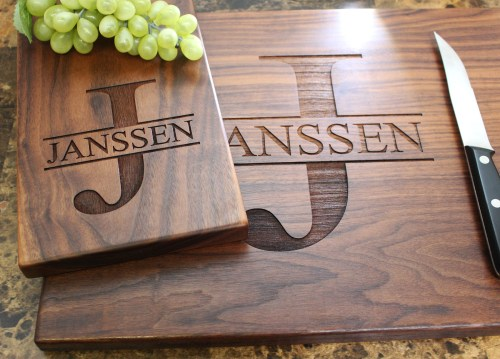 Medium Of Personalized Cutting Boards