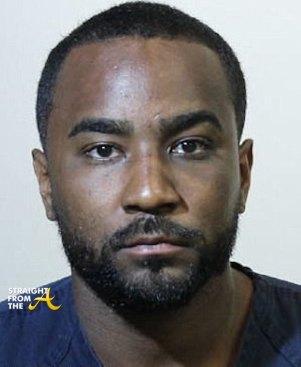 Image result for nick gordon arrested
