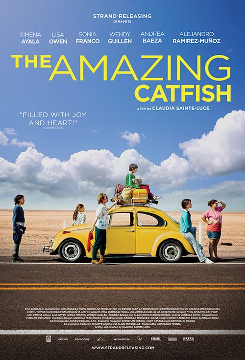 Amazing Catfish, The