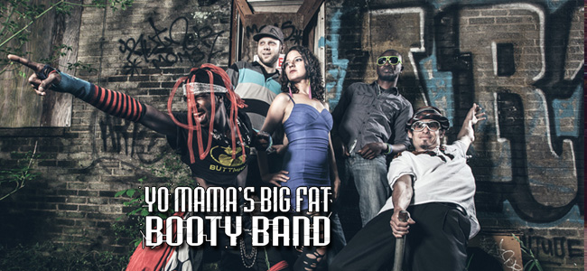 Yo Mama's Big Fat Booty Band