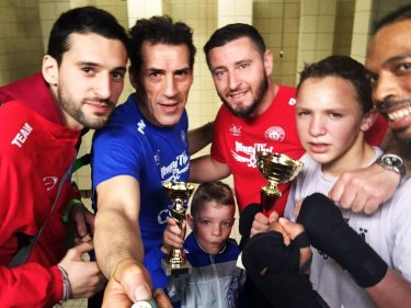 Championnat de France 2016 - St Loup
