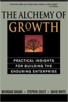 Alchemy of Growth book cover