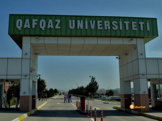 Qafqaz Universitetində