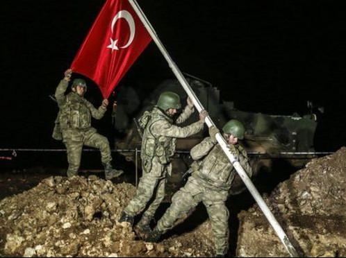Türkiyənin Suriya demarşı: