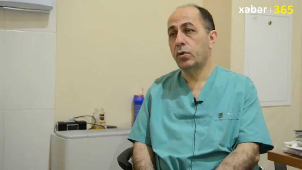 Tibb elmləri doktoru Adil Qeybulla ile ilgili görsel sonucu