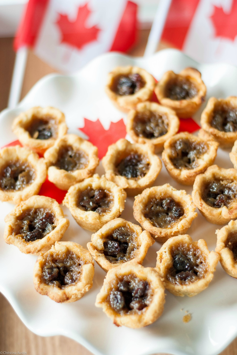 Gluten Free Maple Whisky Butter Tarts