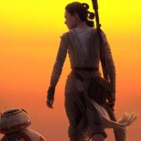 Rey Tri-Knot Hairstyle In Star Wars Episode VII The Force Awakens