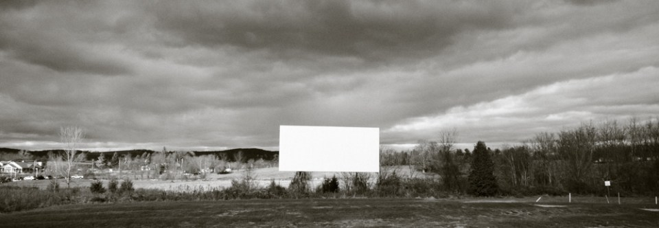Drive-in Movie Theater Series