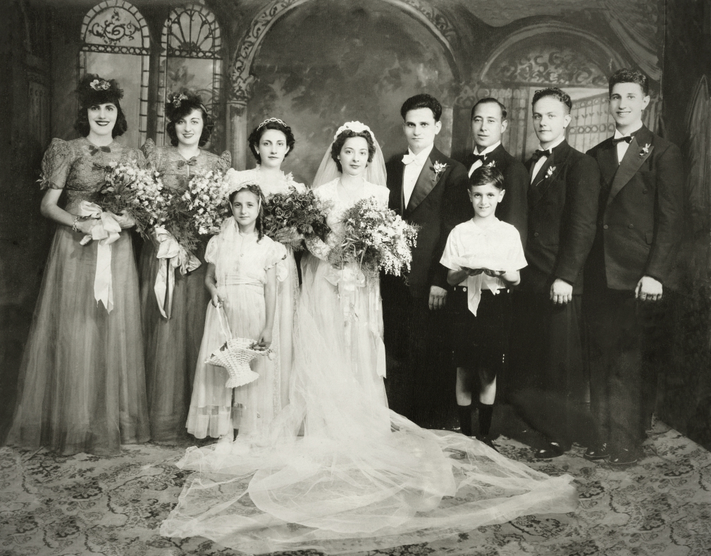 Weddig Photo Restoration After