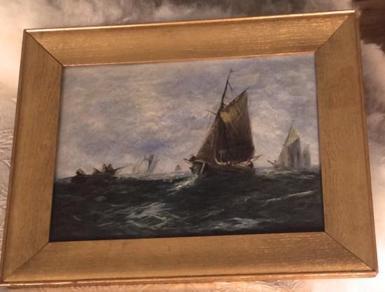 Ship Restoration-Before