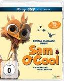 Sam O'Cool – Ein schräger Vogel hebt ab!  (inkl. 2D-Version) (inkl. Digtial UltraViolet) [3D Blu-ray]