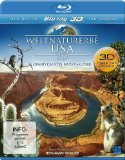 Weltnaturerbe USA 3D – Grand Canyon Nationalpark (+ 2D Version) [Blu-ray 3D]