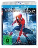The Amazing Spider-Man 2: Rise of Electro (3D + 2D Version – 2 Discs) [3D Blu-ray] Reviews