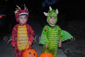 2012 – Dragons (RAWR)