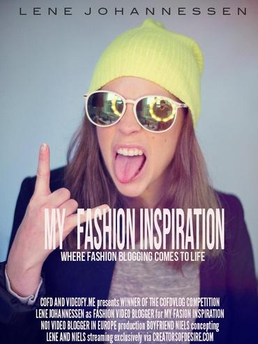 my fashion inspiration