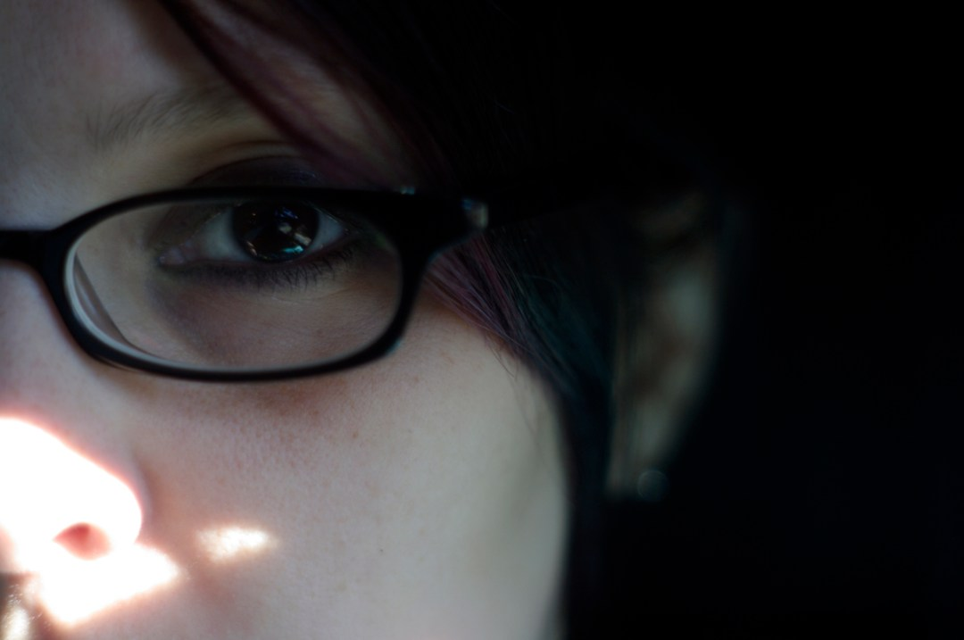 My new glasses arent half bad!