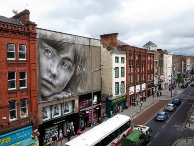 Guido Van Helten New Mural - Limerick City, Ireland ...