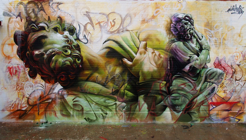 Interview Pichi Amp Avo Street Art United States