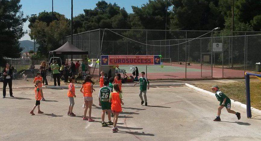 341 Greece 2nd Street Handball Διονύσου in Kryoneri3