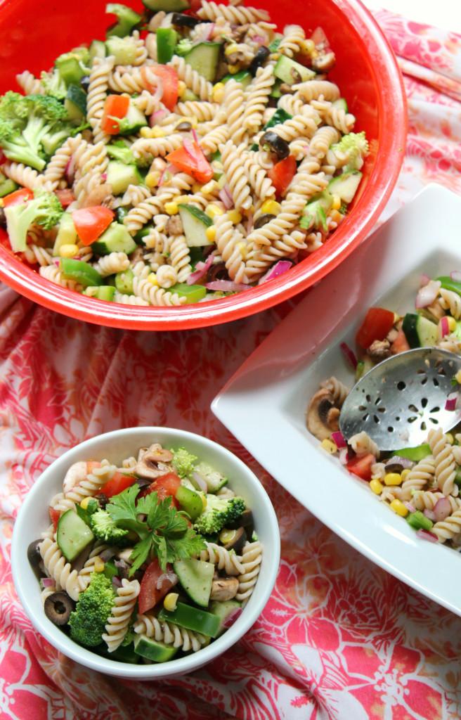 Paleo Kathy's Delicious Italian Pasta Salad