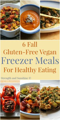 Shapely Healthy Eating Strength Andsunshine Fall Vegan Freezer Meals Healthy Eating Healthy Fall Recipes Fall Vegan Freezer Meals Weight Loss Healthy Fall Recipes