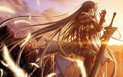 Beautiful Anime Wallpapers | Stress Effect