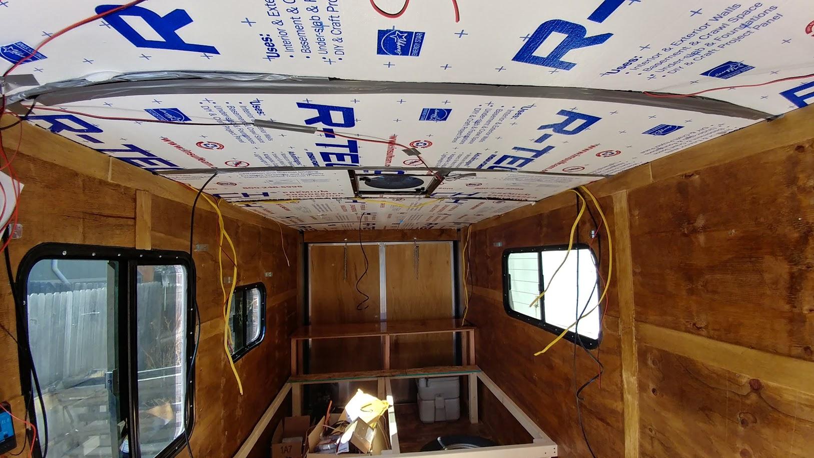 Fullsize Of Cargo Trailer Camper Conversion