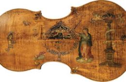 King Amati Cello