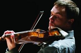 Frank Peter Zimmermann, Violine / 08.11.2008 / Philharmonie Essen