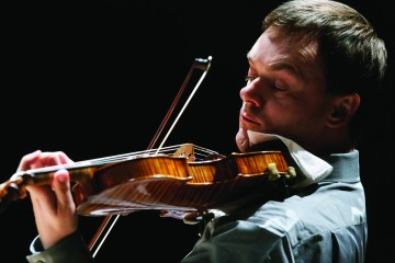 Frank Peter Zimmermann, Violine / 08.11.2008 / Philharmonie Essen