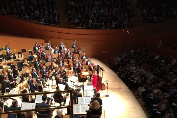 Sol Gabetta and LA Phil