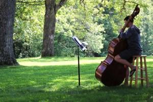 BUTI Outdoor Bass Rehearsal