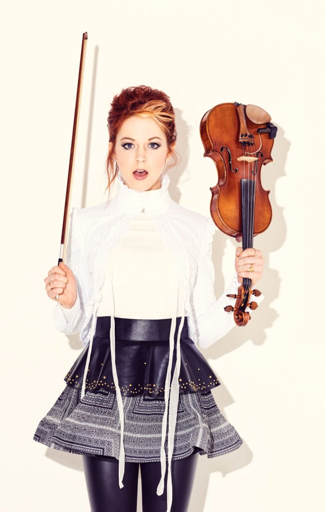 Pop Superstar Violinist Lindsey Stirling