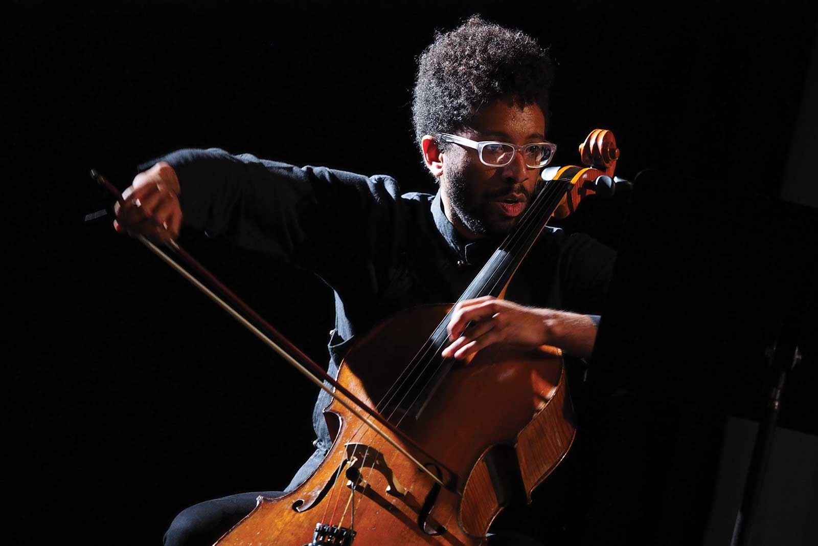 Cellist Seth Parker Woods on His Influences, Inspiration, & the Trajectory of His Artistic Adventure